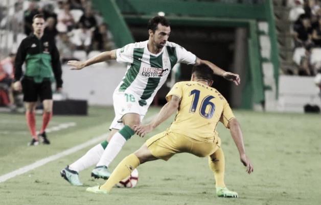 Jugador clave del Córdoba: De las Cuevas