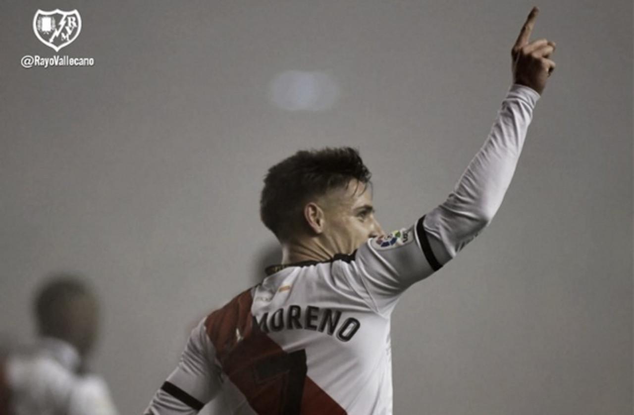 Álex Moreno, entre los mejores de la jornada 17