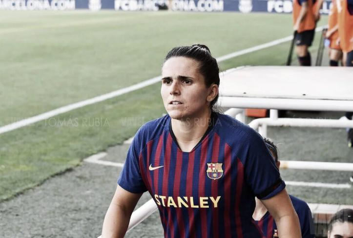 """Andrea Pereira: """"Valencia es un equipo que defiende muy bien"""""""