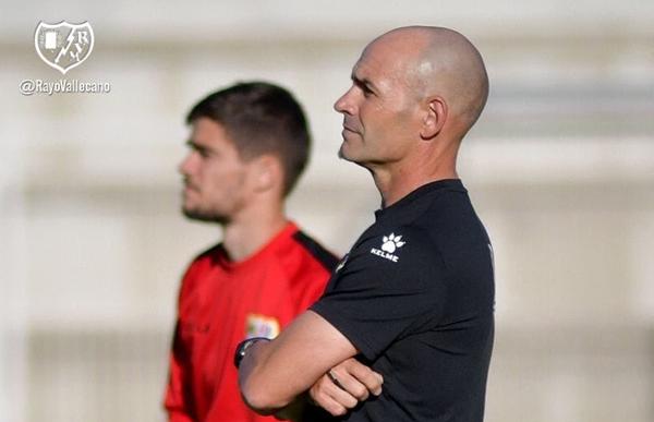 """Paco Jémez: """"El partido me ha gustado mucho, faltó el gol"""""""