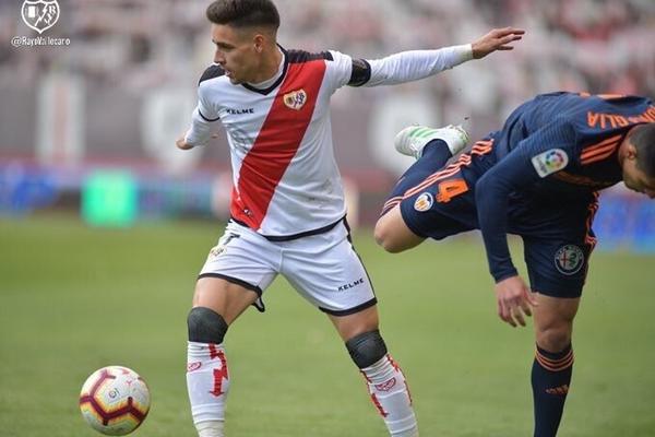 Álex Moreno, sustituido por primera vez en la temporada