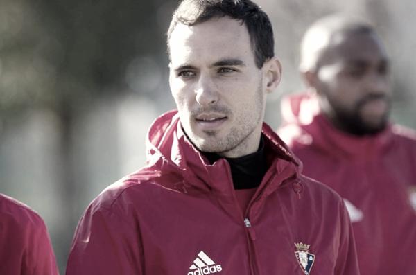 Unai García sufre una lesión en el ligamento cruzado anterior de su rodilla izquierda