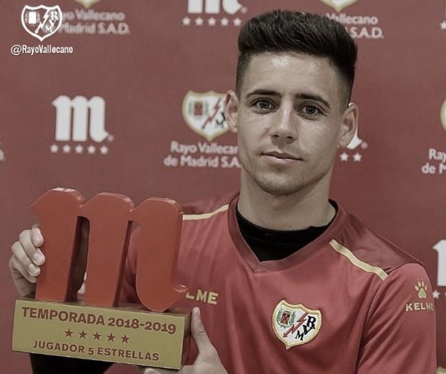 Álex Moreno, Jugador 5 Estrellas de la temporada