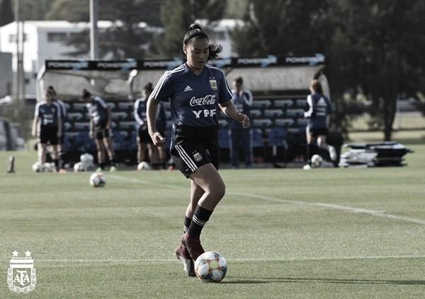 Yael Oviedo, convocada con Argentina para el Mundial