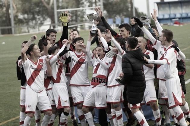 El Rayo Vallecano participará en el XII Torneo de Fútbol 8 de Navalmoral