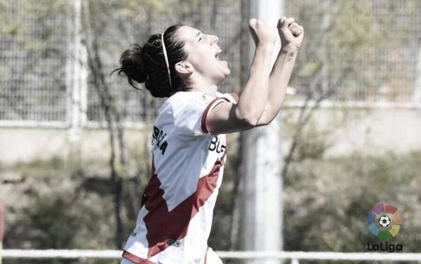 Pilar García renueva con el Rayo Femenino