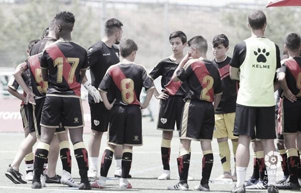 El Rayo Vallecano disputará los octavos de final de LaLiga Promises