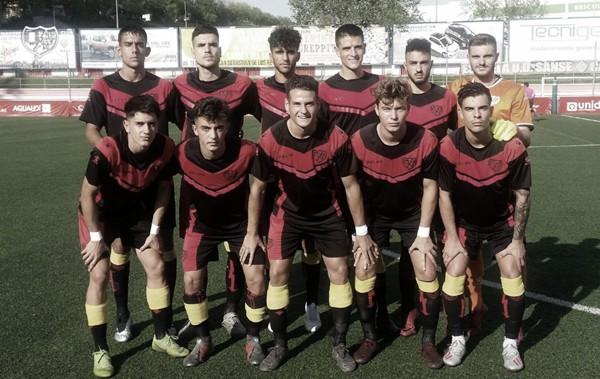 El Rayo B vence antes de la final de la Copa Federación