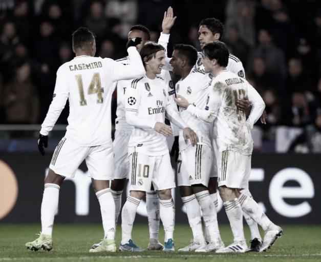 El Real Madrid es el equipo más goleador de la UEFA Champions League
