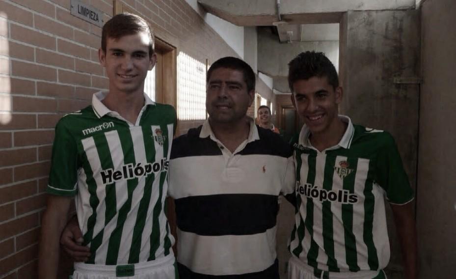 Ceballos y Fabián, agradecidos a José Tadeo