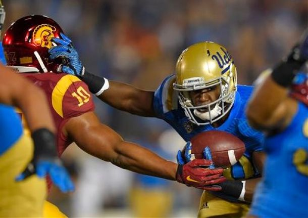 #9 UCLA Wins Big Over #19 USC at the Rose Bowl