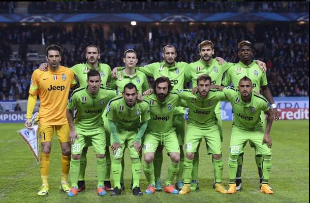 Ligue Des Champions : La Juve s'impose, sans surprise
