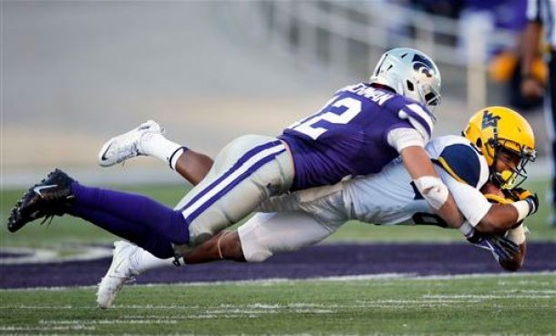 Kansas State Wildcats - West Virginia Mountaineers Live Commentary and 2014 NCAA College Football Scores