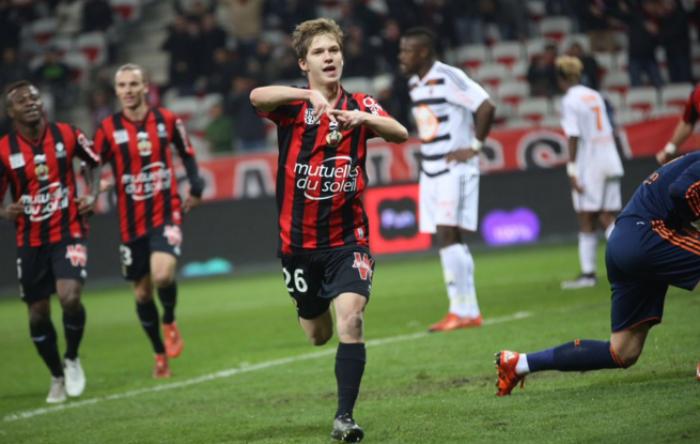 OGC Nice - FC Lorient : flamboyants !