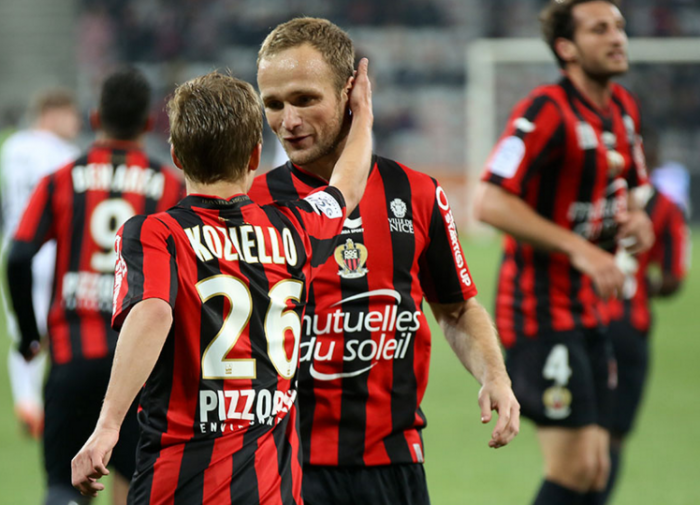 OGC Nice - AS Saint-Etienne : Germain offre l'Europe