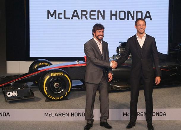 Tour d'horizon pré-saison 2015 : McLaren-Honda