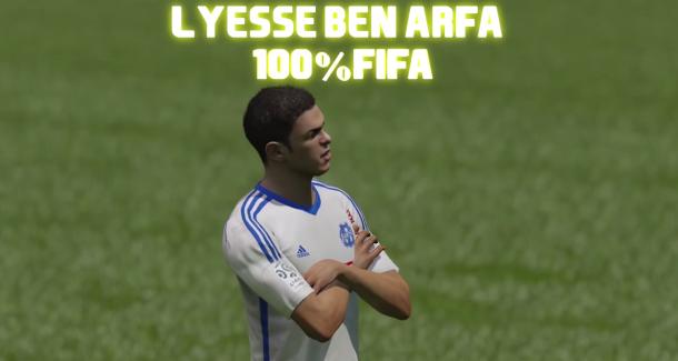 Lyesse Ben Arfa : «Les gestes techniques, un plus sur FIFA»