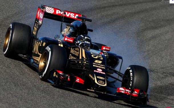 GP Belgique : Romain Grosjean arrache la 3e place