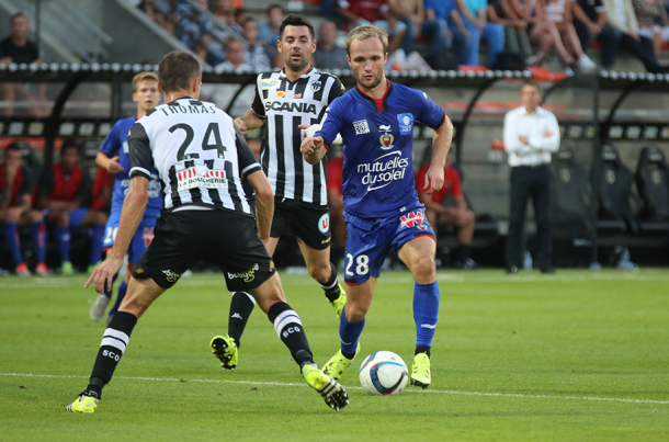 SCO Angers - OGC Nice : Un point important