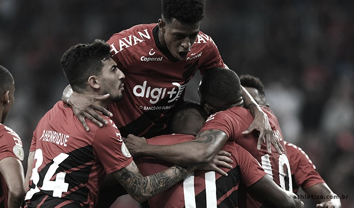 Nikão marca, Athletico-PR vence Ceará na Arena e sobe na tabela do Brasileirão