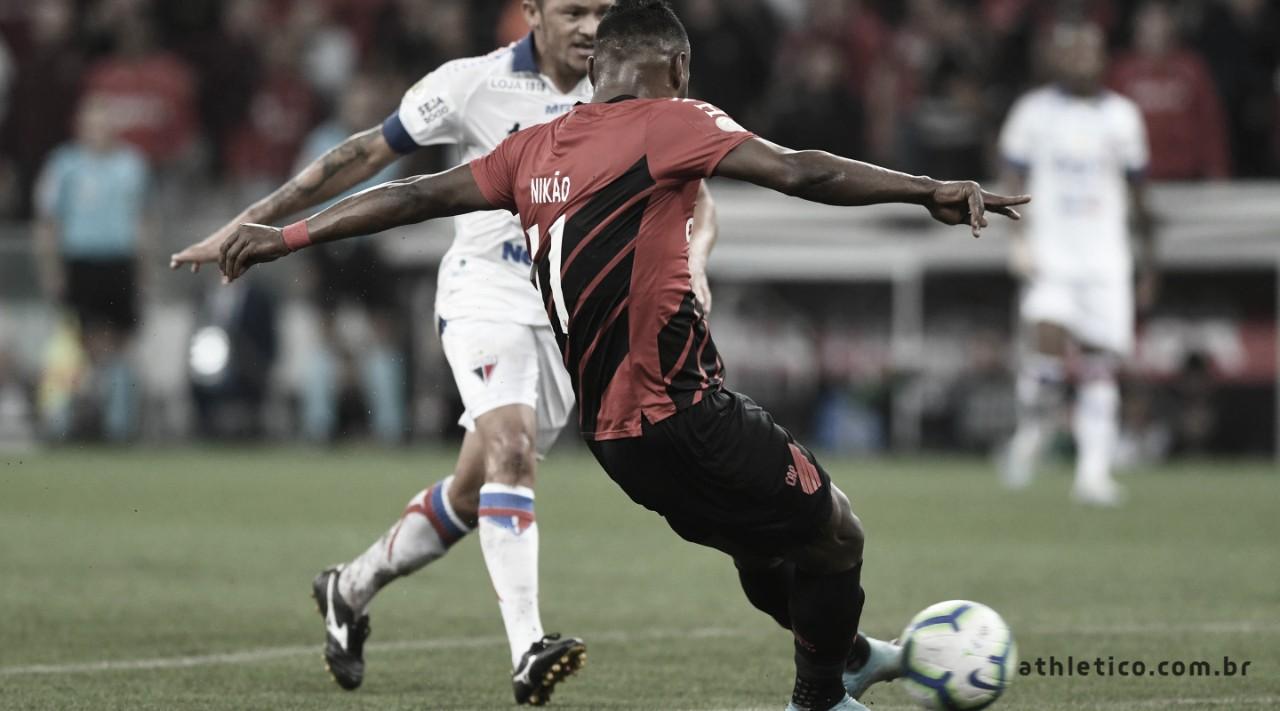 Fortaleza recebe Athletico Paranaense na abertura do Brasileirão