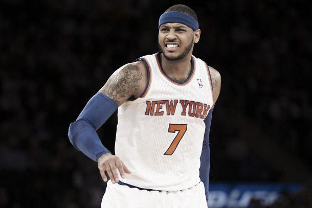 Anthony stufo dei Knicks: trade vicina?