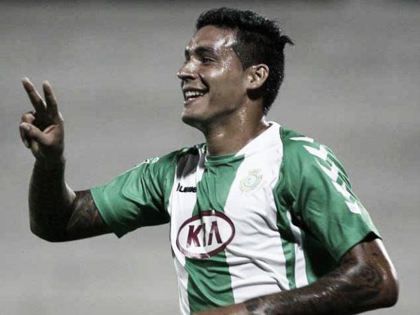 Ramón Cardozo vai reforçar o ataque Vimaranense