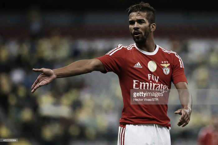 Benfica: Carcela longe de estar esquecido