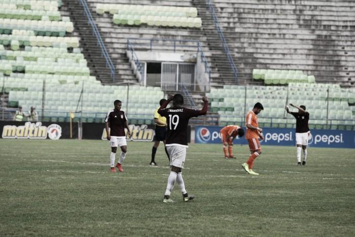 Carabobo FC venció a La Guaira y sumó sus primeros tres puntos en la carretera