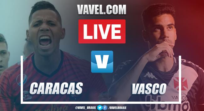 Melhores momentos de Caracas x Vasco (0-0)