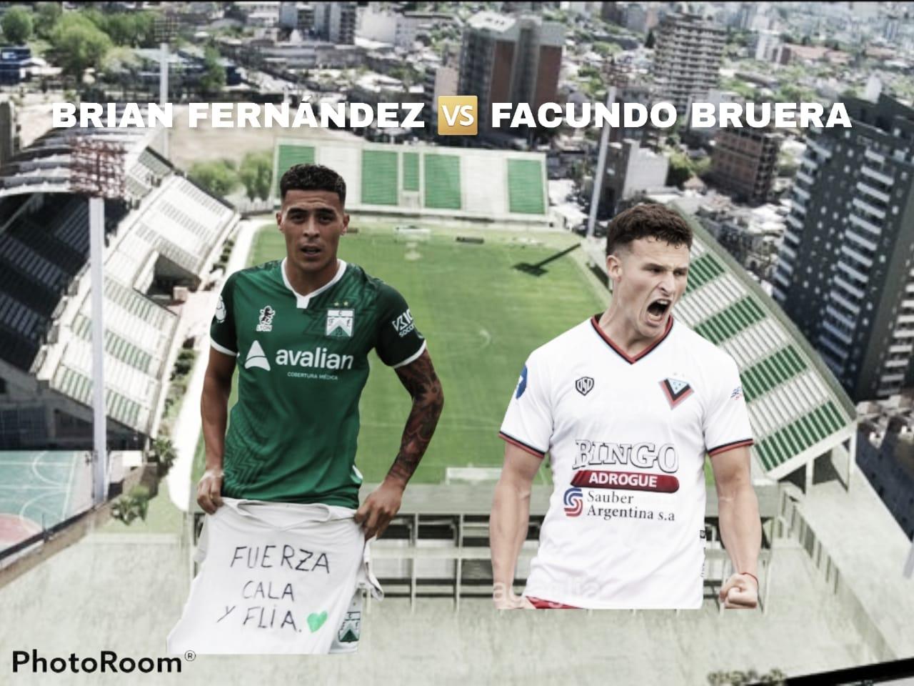 Brian Fernández vs Facundo Bruera: Las llaves del gol