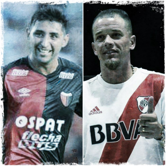 Cara a cara: Alan Ruiz y Andrés D´Alessandro