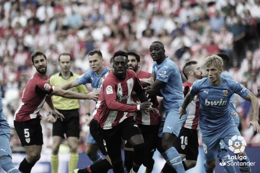 Cara a cara: Valencia C.F vs Athletic Club, lucha por Europa