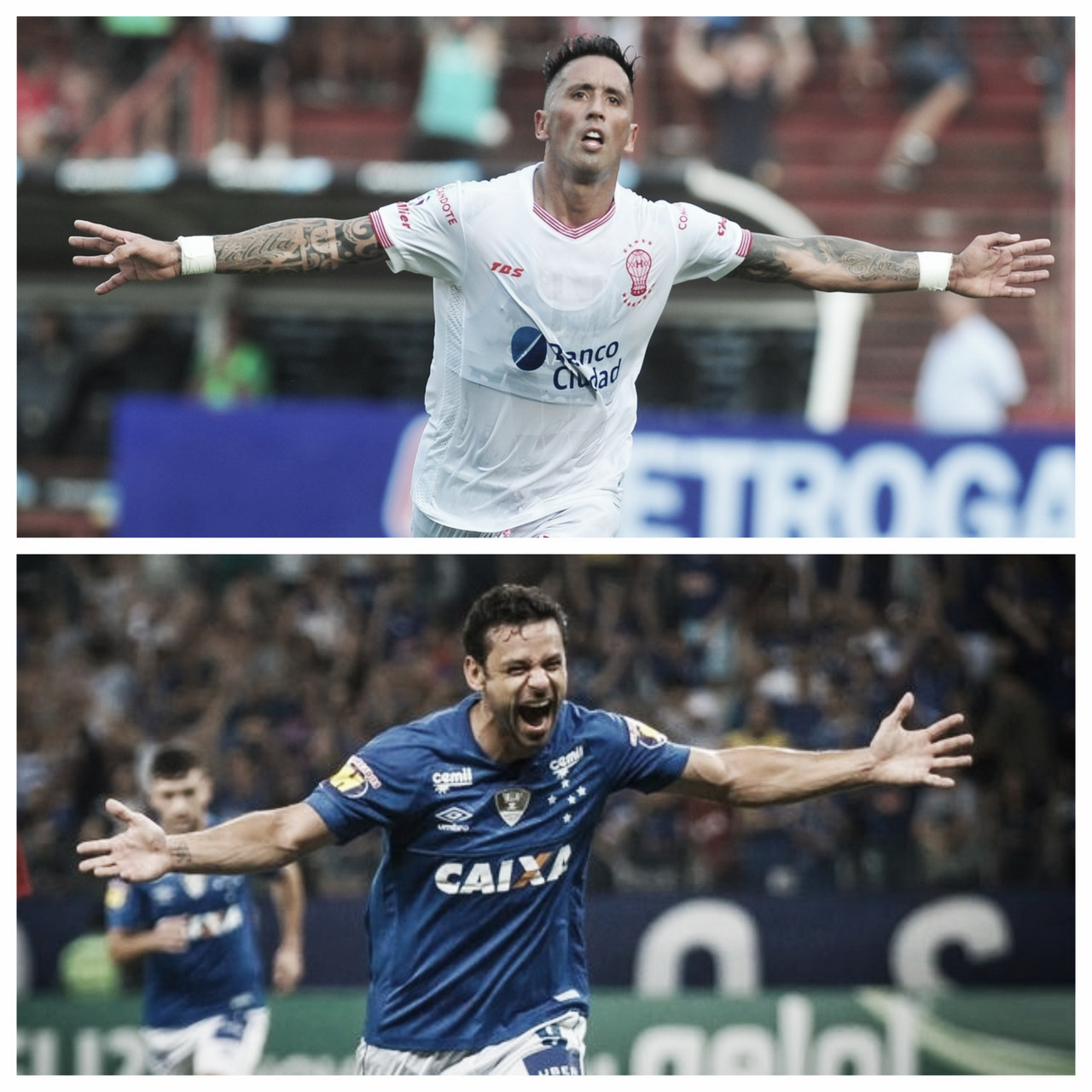 Cara a Cara: Lucas Barrios vs Fred