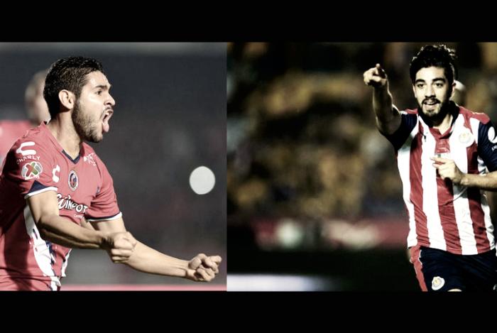 Cara a cara: Daniel Villalva vs Rodolfo Pizarro