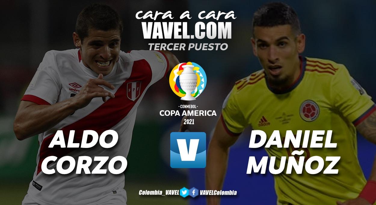 Cara a cara: Aldo Corzo vs Daniel Muñoz