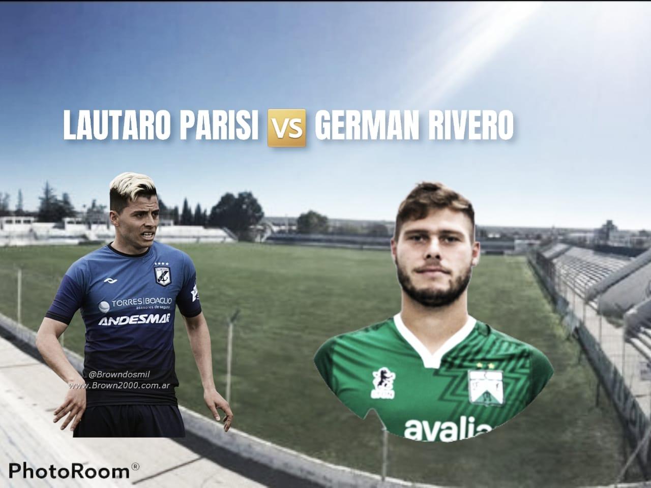 Germán Rivero vs Lautaro Parisi: Con la mirada puesta en los delanteros