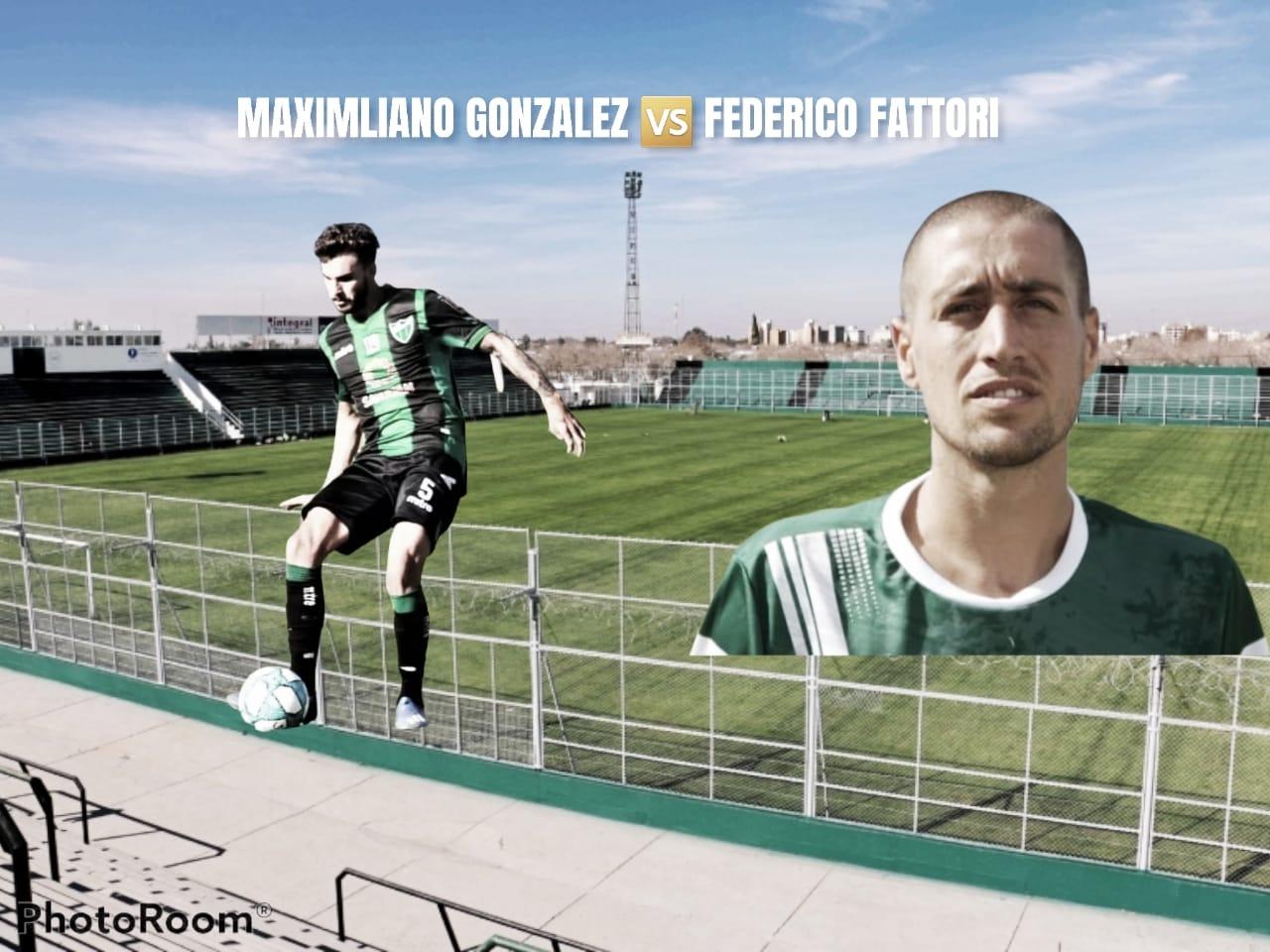 Federico Fattori vs Maximiliano González: Duelo de volantes centrales