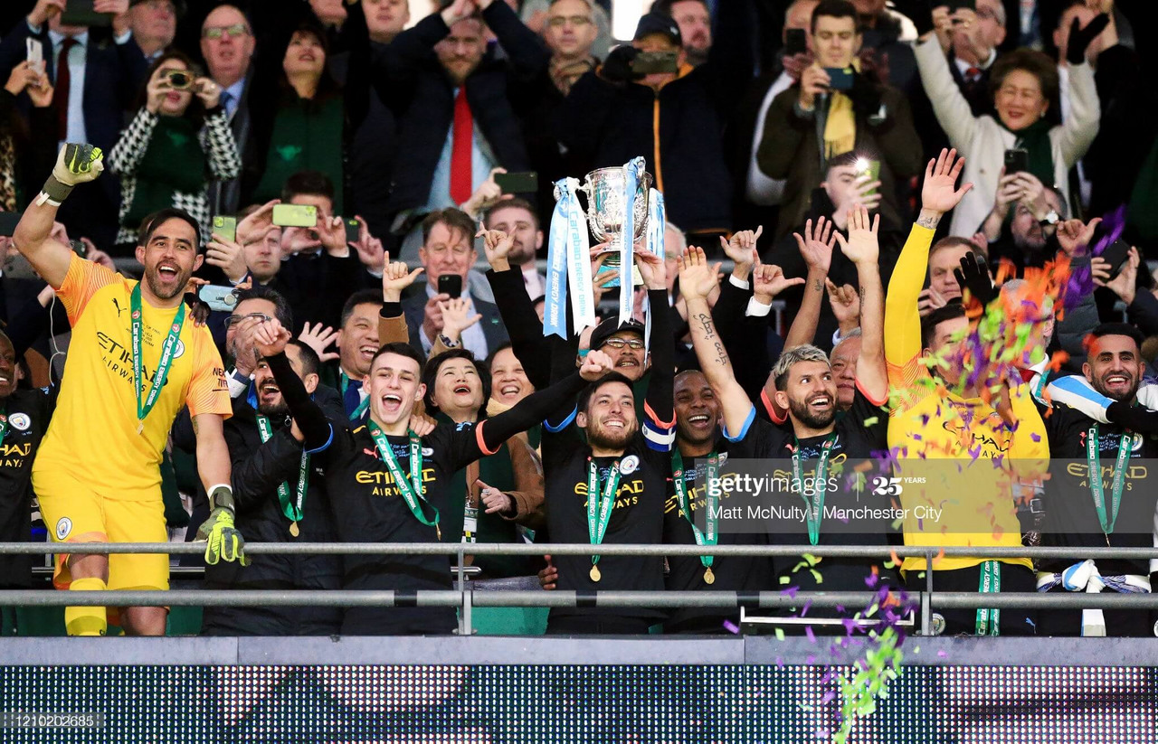 Manchester City 2019/20 season review: Blues still eyeing European success