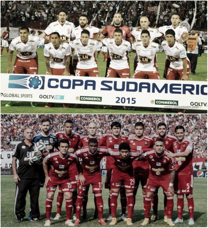 Huracán y Caracas abren la Copa Libertadores