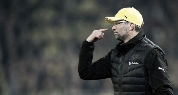 """Klopp exalta Kehl após gol da classificação do Dortmund às semis da DFB-Pokal: """"Herói do jogo"""""""