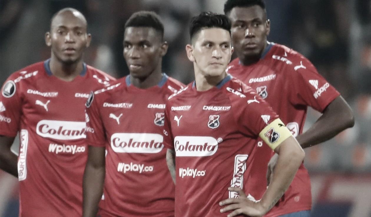 """Al Independiente Medellín le faltó una vez más """"el centavo para el peso"""""""