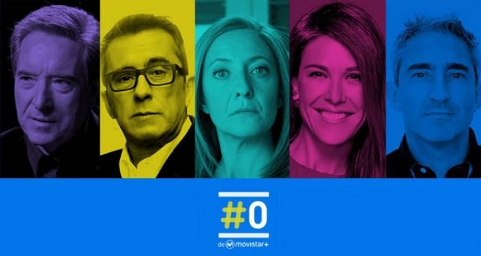 Nace #0, la nueva apuesta televisiva de Movistar+