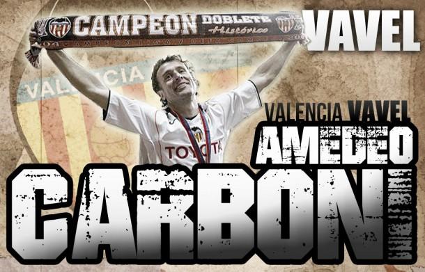 """Entrevista. Carboni: """"Si era por los test físicos, Amedeo hubiera continuado jugando varios años más"""""""