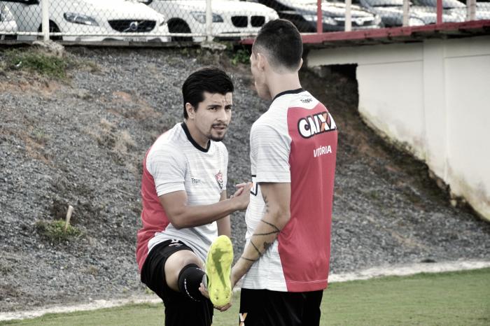 Reformulando elenco, Vitória deve anunciar dispensa de nove jogadores