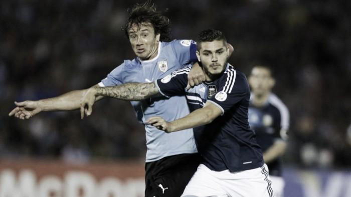 Mauro Icardi fica de fora da lista de convocados de Edgardo Bauza na Seleção Argentina