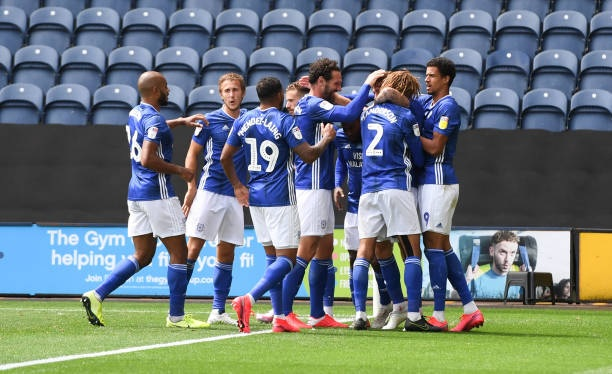 Preston North End 1-3 Cardiff City: Bluebirds into the play-off places with win over North End
