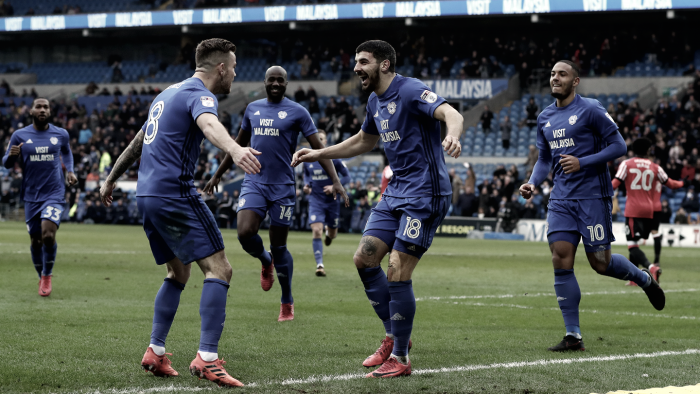 Resumen Jornada 27 Championship: Cardiff, Villa y Derby recortan distancias