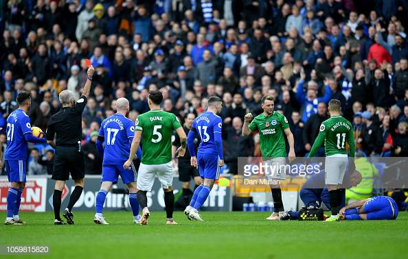 As it happened: Cardiff score late to beat Brighton