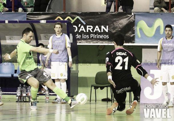 Inter Movistar aplasta a Marfil (8-0) en la fiesta verde de Alcalá